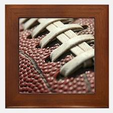 Football  2 Framed Tile
