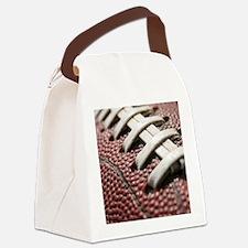 Football  2 Canvas Lunch Bag