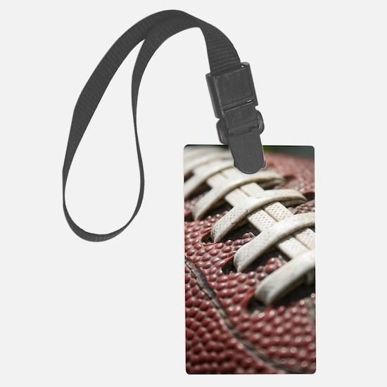 Football  2 Luggage Tag