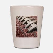 Football  2 Shot Glass