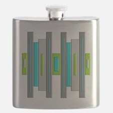 Mid Century Modern Flask