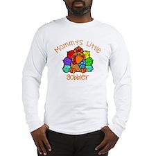 Mommys Little Gobbler Long Sleeve T-Shirt