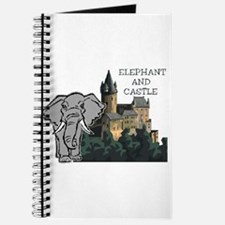 Unique Elephant and castle Journal