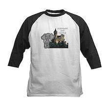 Cute Elephant and castle Tee