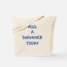 Hug a Swimmer Tote Bag