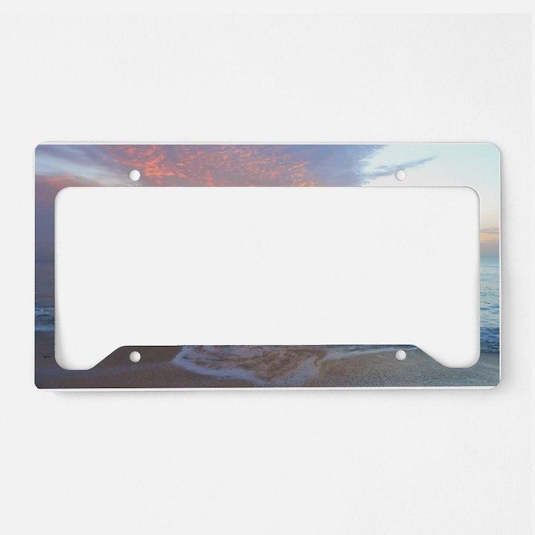 Vero Beach FLA License Plate Holder
