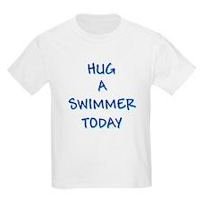 Hug a Swimmer T-Shirt