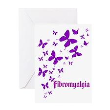 Fibromyalgia Greeting Card