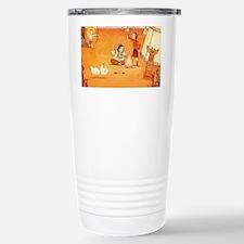 The Three Bears   Naugh Stainless Steel Travel Mug