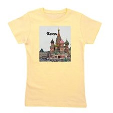 Moscow_2.5x3.5_Ornament (Oval)_StBasils Girl's Tee