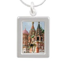 Moscow_2.41x4.42_iPhone3 Silver Portrait Necklace