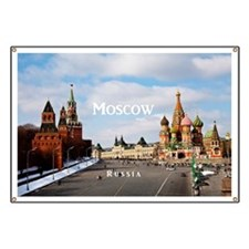 Moscow_17.44x11.56_LargeServingTray_Kremlin Banner