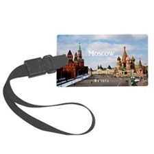 Moscow_17.44x11.56_LargeServingT Luggage Tag