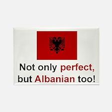 Perfect Albanian Rectangle Magnet