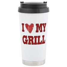 I love my Grill Travel Mug