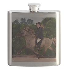 Icelandic Horse Flask