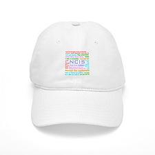 NCIS Abby Quotes Baseball Cap