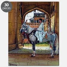 Marwari Horse Puzzle