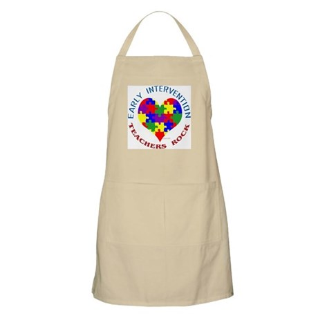 Early Intervention Teachers R BBQ Apron