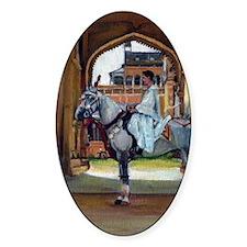 Marwari Horse Decal