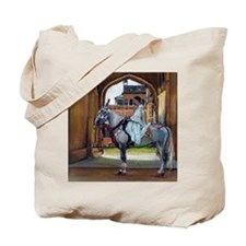 Marwari Horse Tote Bag