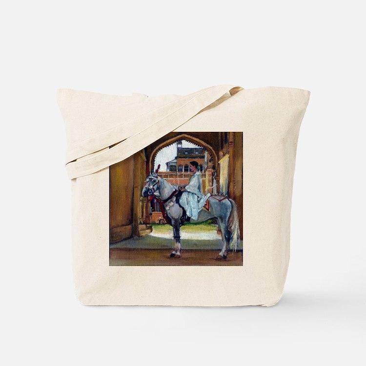 Marwari Horse Tote Bag