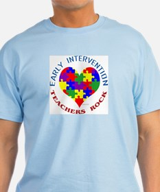 Early Intervention Teachers R T-Shirt