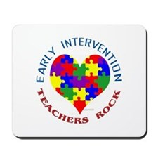 Early Intervention Teachers R Mousepad