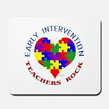 Early Intervention Teachers R Mousepad