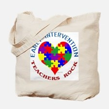 Early Intervention Teachers R Tote Bag