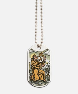 St. Francis Dog Tags