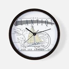 Atlantique Wall Clock