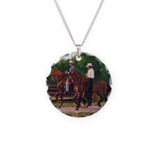 Paso Fino Horses Necklace