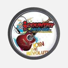 Join the Revolution Wall Clock