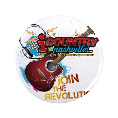 """Join the Revolution 3.5"""" Button"""
