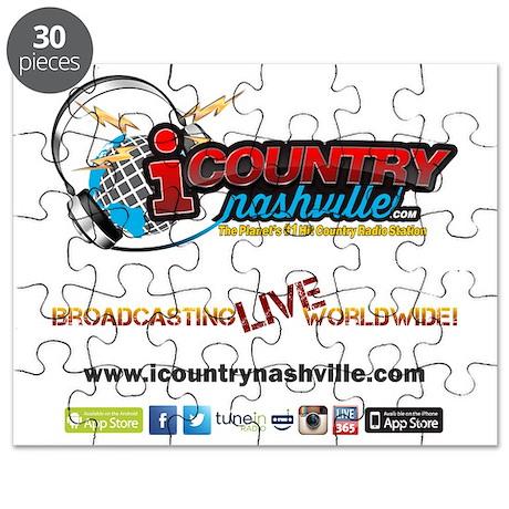 iCountryNashville.com Listen Live! Puzzle
