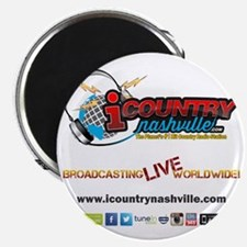 iCountryNashville.com Listen Live! Magnet