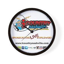 iCountryNashville.com Listen Live! Wall Clock