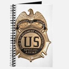 dea badge Journal