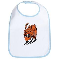 Tribal Tiger Tattoo Bib