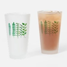 Rosemary, Thyme, Parsley, Sage, Bas Drinking Glass