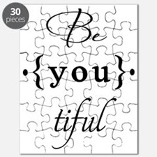 Be-You-Tiful Quote Puzzle