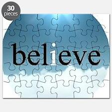 Believe - I Believe Puzzle