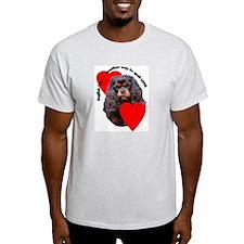 Cavalier King Charles Love T-Shirt