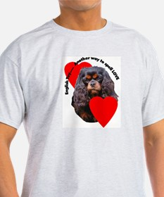 Cavalier King Charles Love T-Shirt