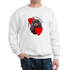 Cavalier King Charles Love Sweatshirt