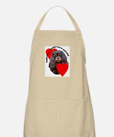 Cavalier King Charles Love BBQ Apron