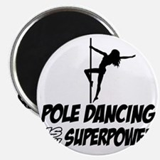 Pole Dancing designs Magnet