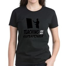 Teacher designs Tee