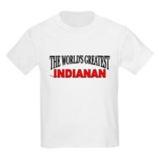 """The World's Greatest Indianan"" T-Shirt"